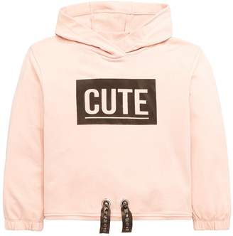 Very Girls Pink Jewel Hoodie