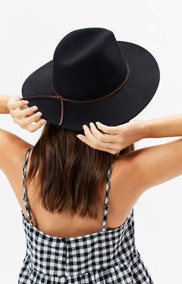 La Hearts Wool Fedora Hat