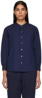 Blue Blue Japan Indigo Freedom Sleeve Shirt