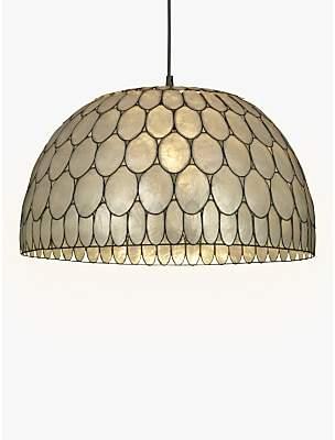 capiz shell lighting shopstyle uk
