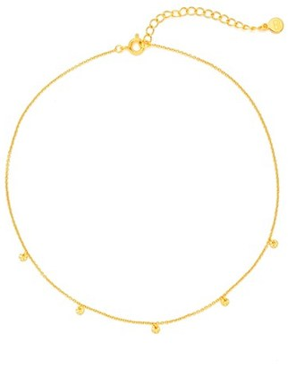 Women's Gorjana Charm Choker Necklace $55 thestylecure.com
