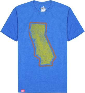 Meridian Line California State T-Shirt - Men's