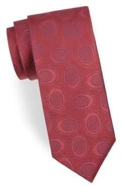 Charvet Silk Bubble Pattern Tie