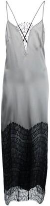 Kiki de Montparnasse lace inset gown