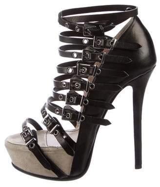 Haider Ackermann Iggy Platform Sandals