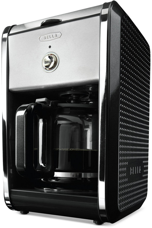 B.ella Dots Collection 12 Cup Manual Coffee Maker