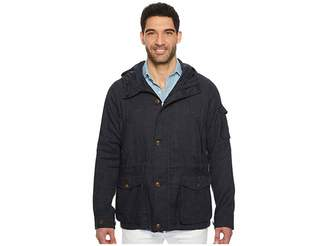 Polo Ralph Lauren Fine Textured Linen Parka Men's Coat