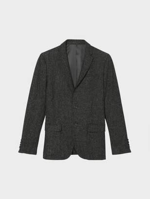 DKNY Tweed Blazer