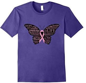 Breast Cancer Faith Love Hope Tshirt Survivor Tshirt Cancer