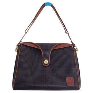 Bally Grey Leather Handbag