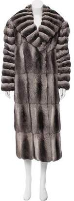 Revillon Chinchilla Fur Coat