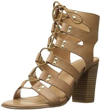 Madden-Girl Women's Nyles Gladiator Sandal