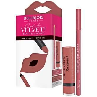 Bourjois Velvet the Lipstick Lip Kit 2 pack