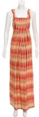 Thakoon Silk Maxi Dress