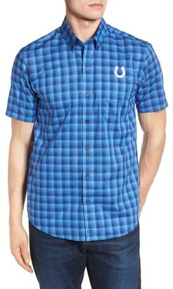 Cutter & Buck Indianapolis Colts - Fremont Regular Fit Check Sport Shirt