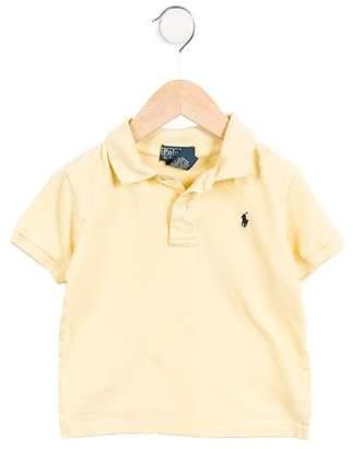 Polo Ralph Lauren Boys' Short Sleeve Polo Shirt