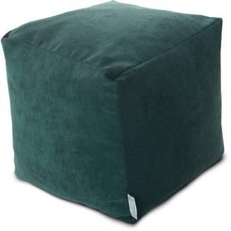 Generic Majestic Home Goods Villa Bean Bag Cube