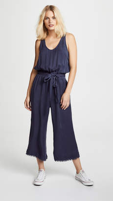 Bella Dahl Belted Tank Crop Jumpsuit