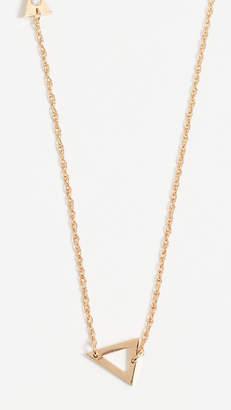 Jennifer Zeuner Jewelry Sasha Diamond Necklace