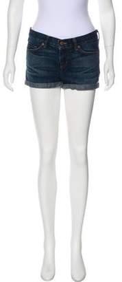 J Brand Denim Mini Shorts