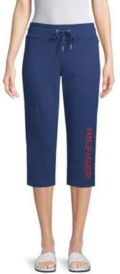 Tommy Hilfiger Performance Drawstring Cropped Pants