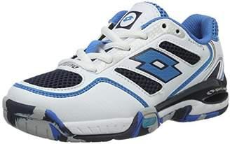 Lotto Sport Unisex Kids' Raptor Evo II JR Tennis Shoes