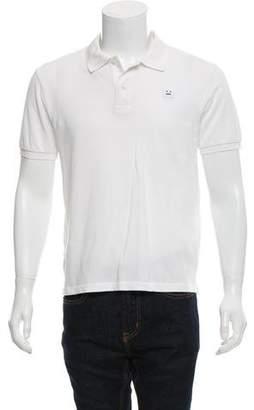 Acne Studios Short Sleeve Kolby Polo