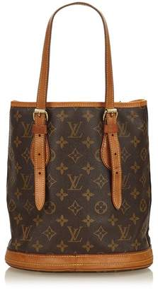 Louis Vuitton Vintage Monogram Petit Bucket