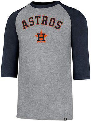 '47 Men's Houston Astros Pregame Raglan T-shirt