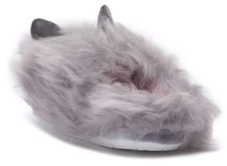 Steve Madden Bunie Faux Fur Slipper (Little Kid & Big Kid)