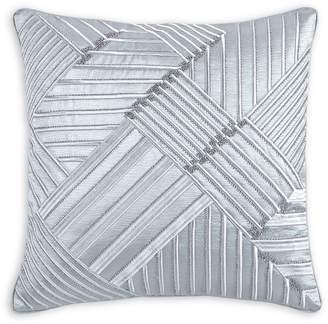 Hotel Collection Dimensional Square Decorative Pillow