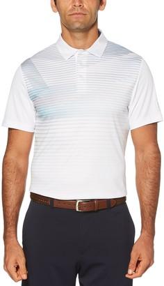 Men's Grand Slam Driflow Slim-Fit Performance Golf Polo