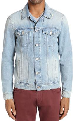 Mavi Jeans Frank Denim Trucker Jacket
