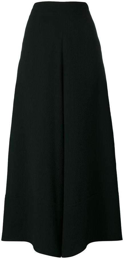 See By ChloeSee By Chloé wide-legged cropped trousers