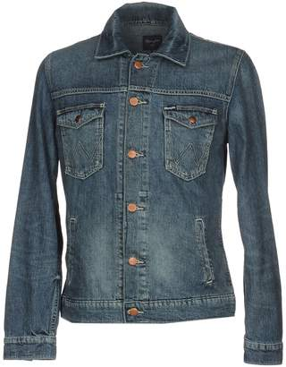 Wrangler Denim outerwear - Item 42576835