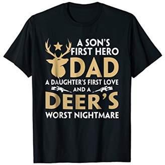 Deer's Worst Nightmare Deer Hunting TShirt