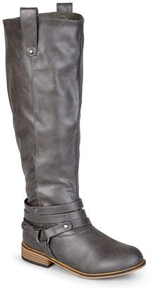 Journee Collection Walla Riding Boots - Extra Wide Width