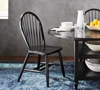 At Pottery Barn · Pottery Barn Windsor Dining Chair