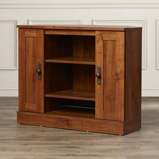 Alcott Hill Englewood Corner TV Stand for TVs up to 37""