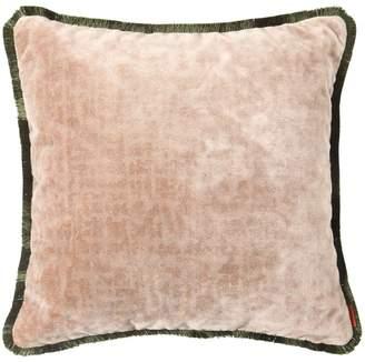 Missoni Tibet Cotton & Viscose Velvet Pillow