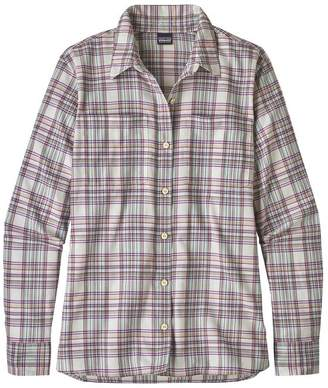 Patagonia Women's Long-Sleeved Catbells Shirt