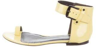 3.1 Phillip Lim Open-Toe Flat Sandals
