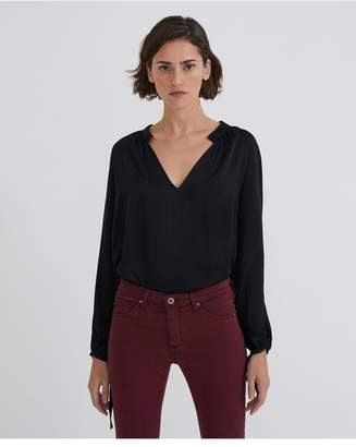 AG Jeans The Karina Top - True Black