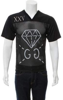 Gucci GucciGhost Mesh T-Shirt