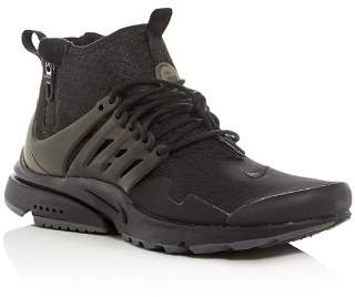 Nike Men's Air Presto Mid-Top Sneakers