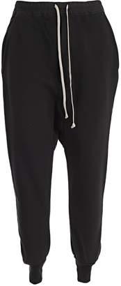 Drkshdw Rick Owens Drawstring Drop Crotch Trousers