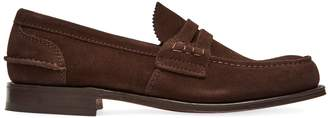Church's Pembrey suede loafers