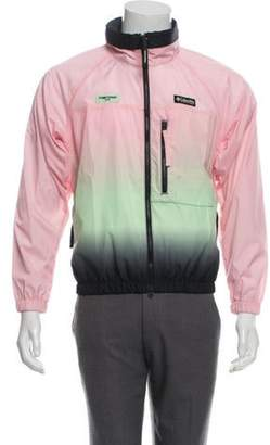 Opening Ceremony Columbia x Sawtooth Windbreaker Parka w/ Tags pink Columbia x Sawtooth Windbreaker Parka w/ Tags