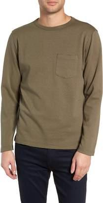 TWENTYMETRICTONS Trim Fit Long Sleeve Pocket T-Shirt