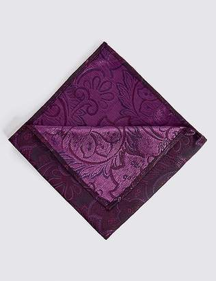 Marks and Spencer Floral Pocket Square